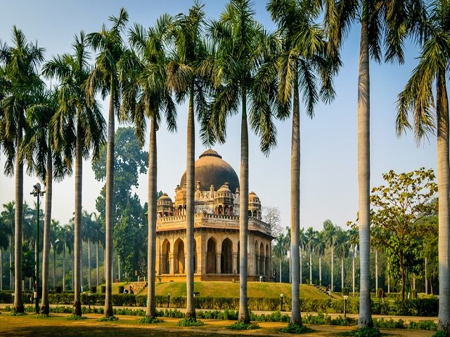 Lodhi Garden, Top tourist attraction