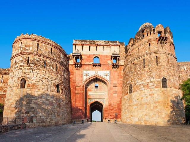 Purana Qila- Delhi Tourist Places