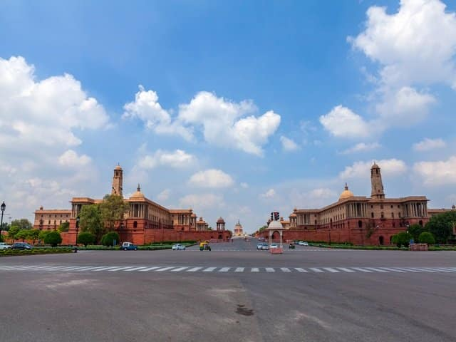 Rashtrapati Bhavan, New Delhi- India; Top Tourists Attraction