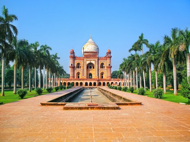 Safdarjung Tomb- Places to visit in Delhi